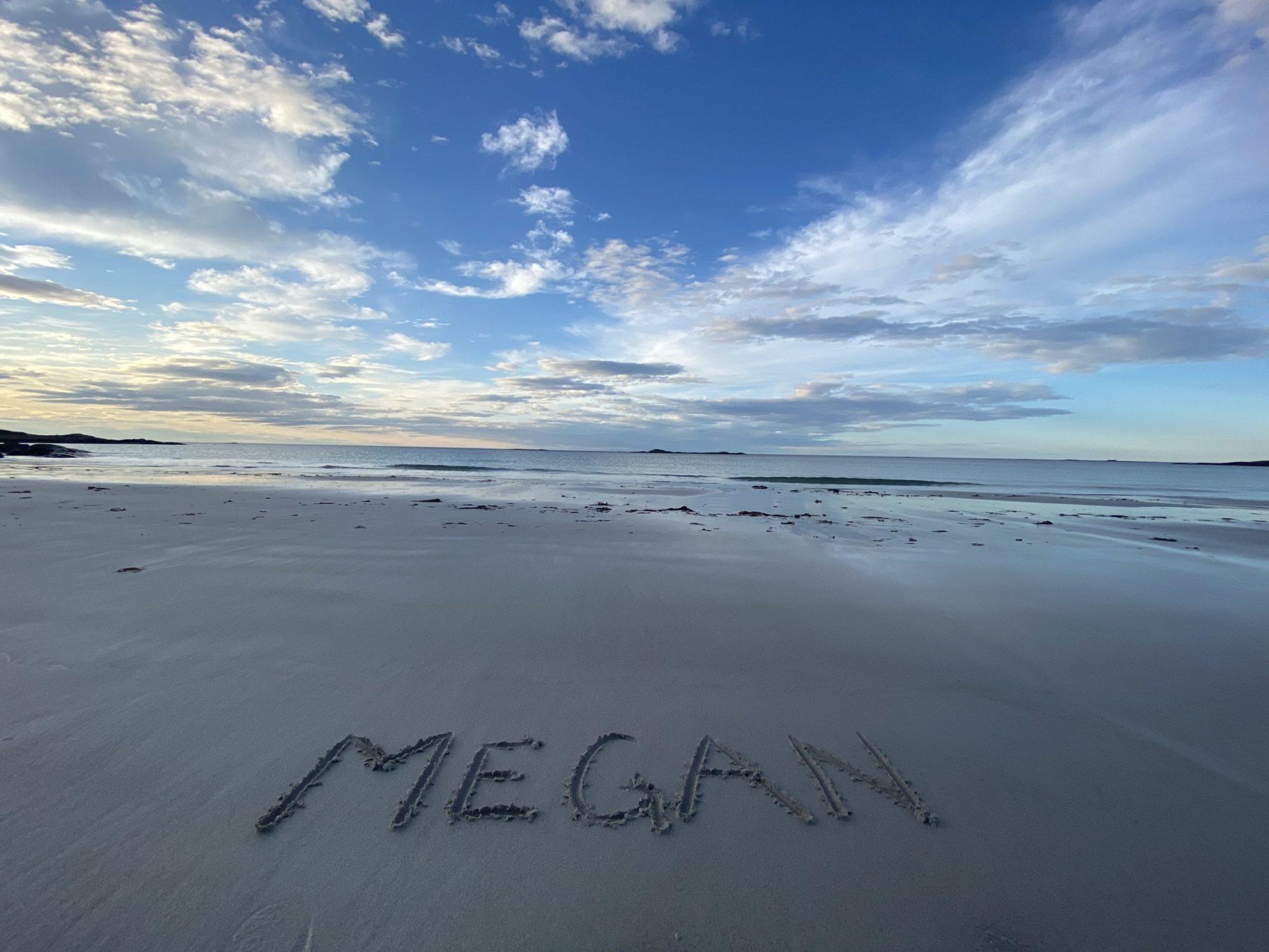 Megans arv